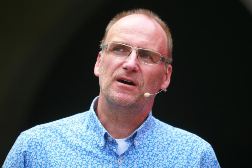 Andreas Müller begeistert Matinee-Besucher