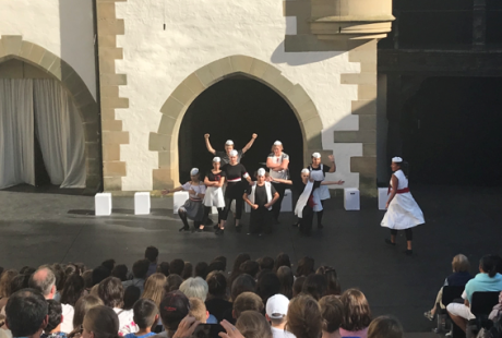 Zum Artikel – Schultheatertage in Jagsthausen
