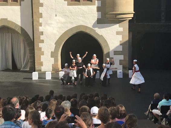 Schultheatertage in Jagsthausen