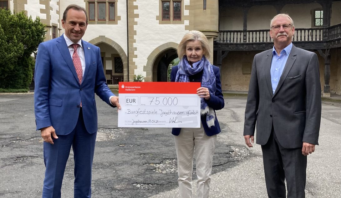 Rückblick: Mitgliederversammlung 13.7.2021. 75.000 € Förderung